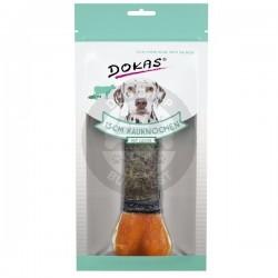 Dokas chew bone with salmon...