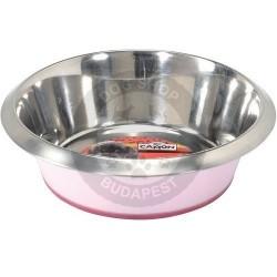 Camon pink pet bowl