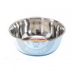 Camon blue pet bowl