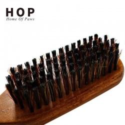 Wooden soft comb