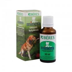 minera cseppek kutyáknak 30 ml