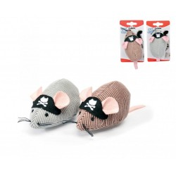Camon pirate mouse - brown