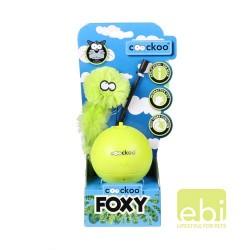 ebi coockoo - foxy yellow