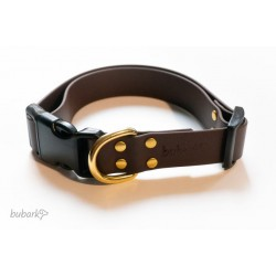 Bubark Dark Brown collar