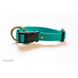 Bubark Teal safety collar