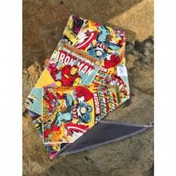 Mixnature avangers bandana