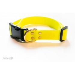 Bubark Neon Yellow collar