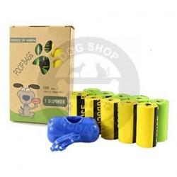 Bio dog poop bags 10 roll