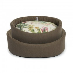 Camon Pet Bed - Tropical