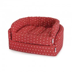 Fabotex pet bed - Hearts