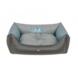 Cazo soft bed - Blue Rose