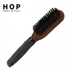Wooden soft comb