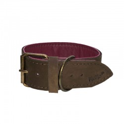 MOMO leather collar S