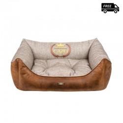 Cazo square soft bed - Premium