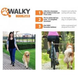 Walky Dog Plus - Kerékpárhoz