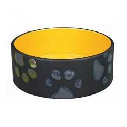 Yellow paws - Kerámia tál