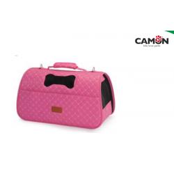 Camon  Rombo kutyahordozó pink