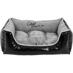 Cazo black diamond soft bed