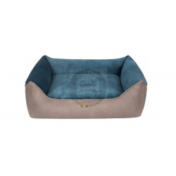 Cazo velvet soft bed