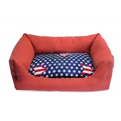 Fabotex star pattern Pet Bed