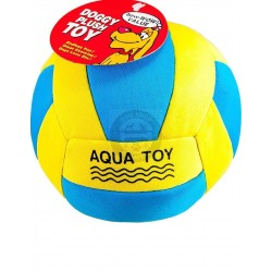 Ball shaped water toy
