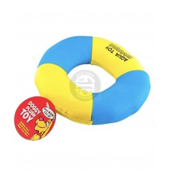 Ring shaped water toy